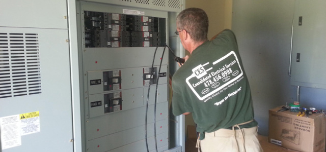 Consolidated Electrical Services Georgia